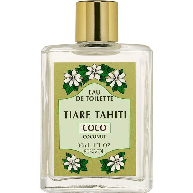 Monoi Tiki Tahiti Coco Coconut Eau de Toilette Γυναικείο Άρωμα με Εξωτικές Νότες Καρύδας 30ml