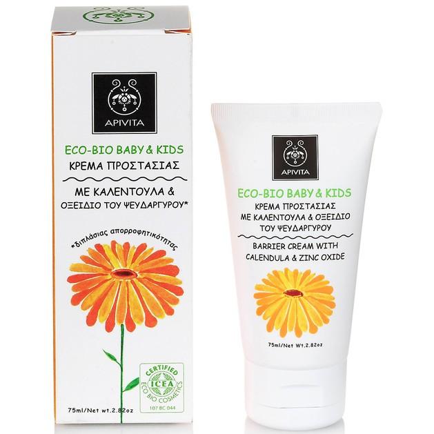 Apivita Eco Bio Baby Kids Cream 75ml