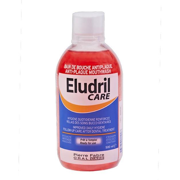 Eludril Care Στοματικό Διάλυμα 500ml