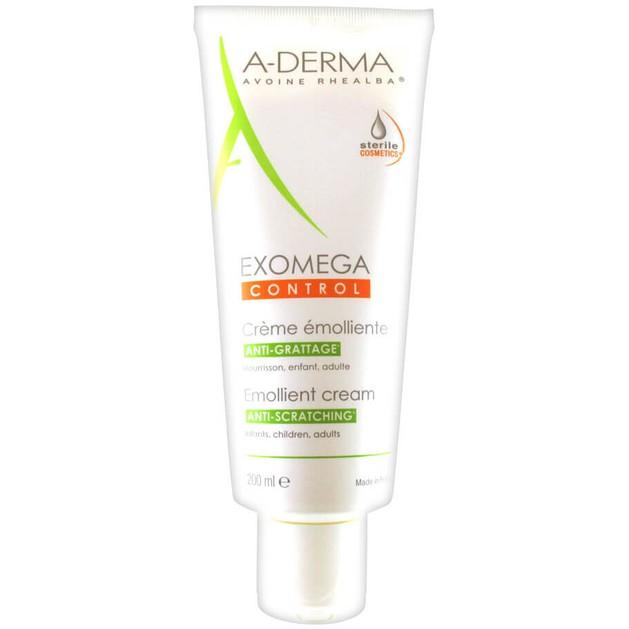 A-Derma Exomega Control Cream DEFI 200ml