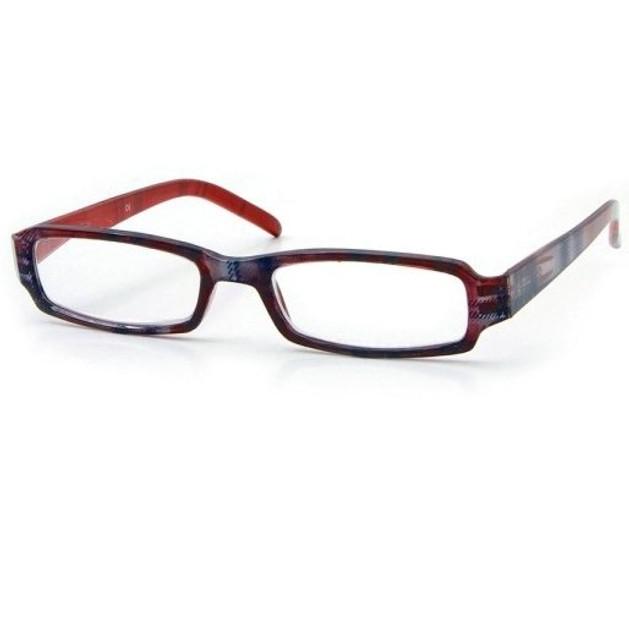 Eyelead Γυναικεία Γυαλιά Διαβάσματος Κόκκινο Καρώ Κοκκάλινο E115