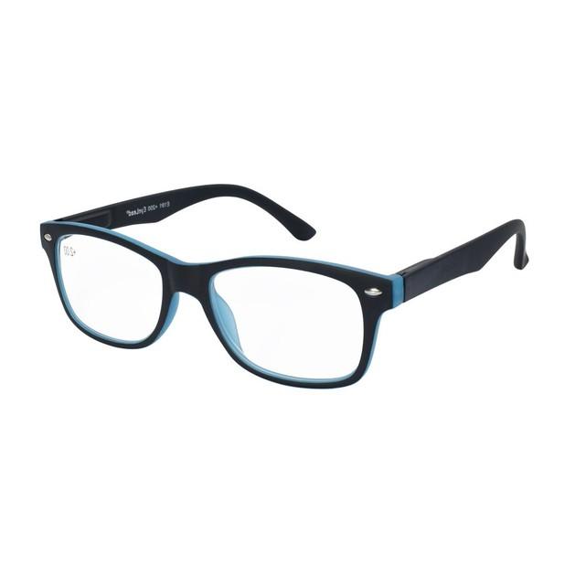 Eyelead Γυαλιά Διαβάσματος Unisex Μπλε - Μαύρο Καουτσούκ E191