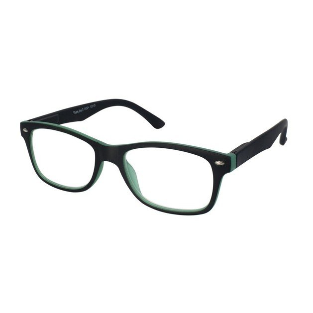 Eyelead Γυαλιά Διαβάσματος Unisex Πράσινο - Μαύρο Καουτσούκ E192