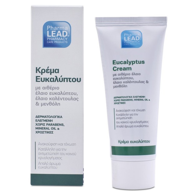 Pharmalead Eucalyptus Cream 50ml