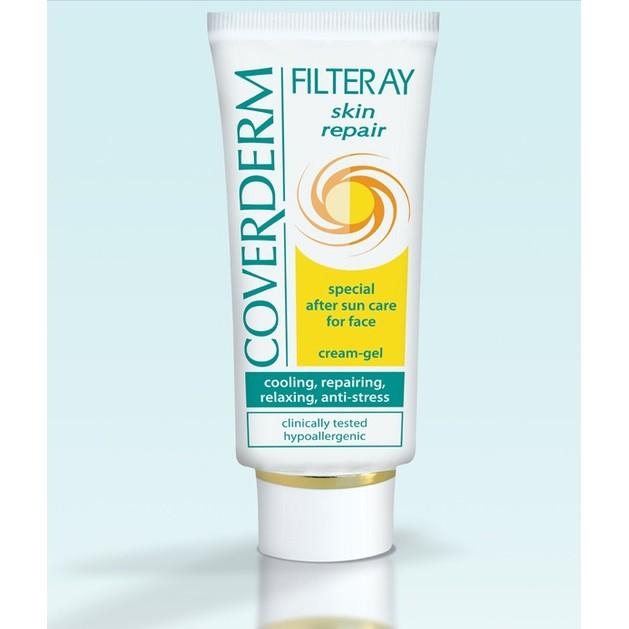 Coverderm Filteray Skin Repair Ειδική Φροντίδα Για Το Πρόσωπο 50ml