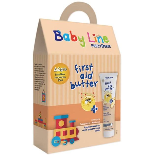 Frezyderm Πακέτο Προσφοράς First Aid Butter Gel 50ml & Δώρο Επιπλέον Ποσότητα 25ml