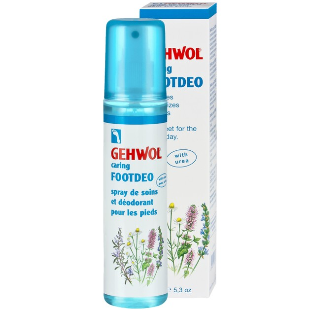 Caring Footdeo Spray 150ml - Gehwol