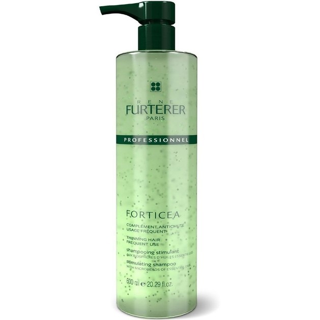Rene Furterer Forticea Shampoo Διεγερτικό Σαμπουάν Κατά της Τριχόπτωσης 600ml