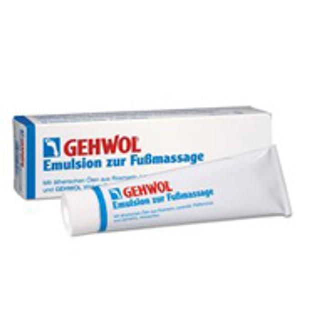 Gehwol Emulsion for Foot massage Γαλάκτωμα Για Εντριβή Ποδιών 125ml