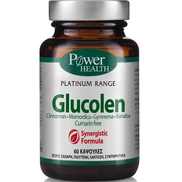 Power Health Platinum Glucolen 60caps