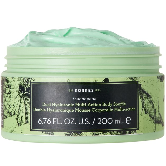 Korres Dual Hyaluronic Multi Action Body Souffle 200ml