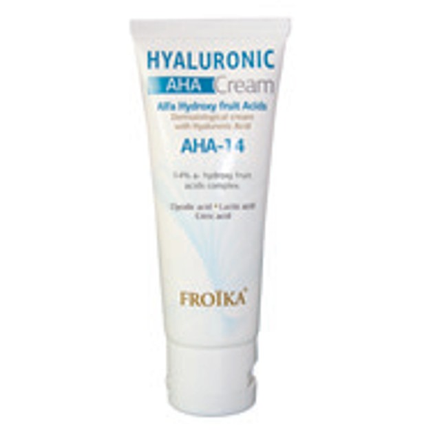 Hyaluronic AHA-14 Cream 50ml - Froika