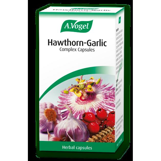 A.Vogel Hawthorn-Garlic Arterioforce Μείωση Επιπέδων Χοληστερίνης 150 caps