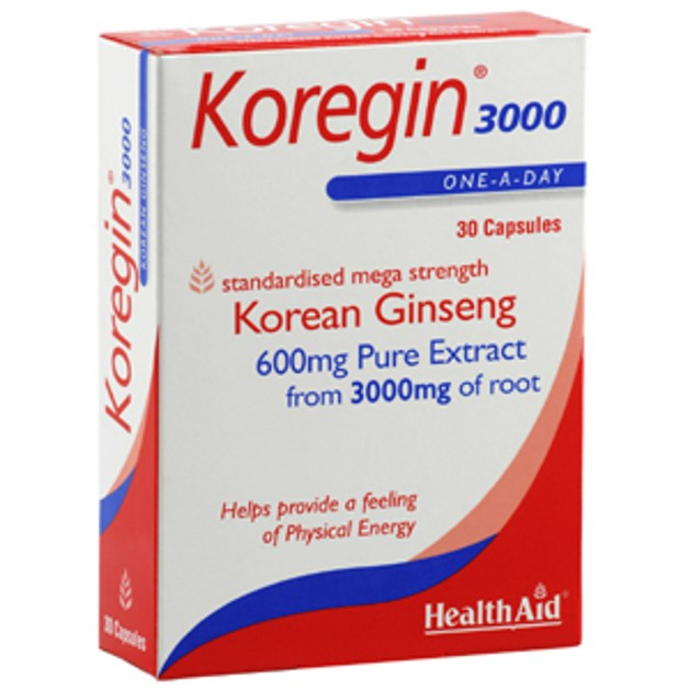 Health Aid Koregin 3000 600mg 30caps