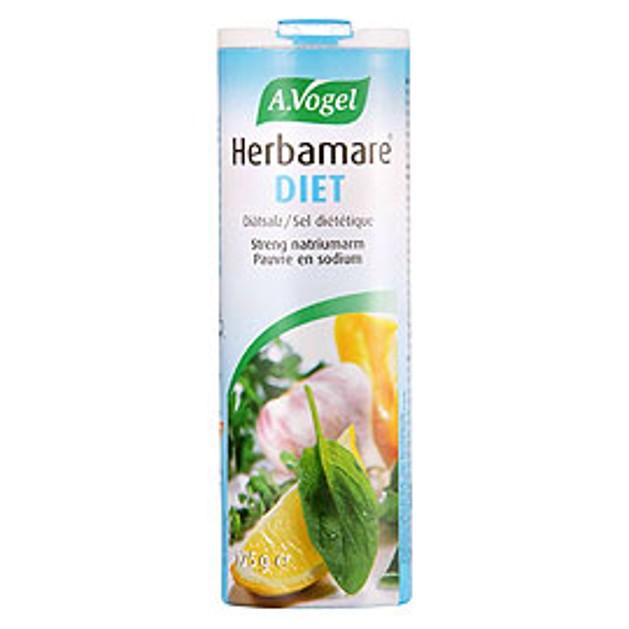 A.Vogel Herbamare Diet Ιώδιο Και Μεταλλικά Άλατα Όπως Μαγνήσιο Ασβέστιο Κάλιο 125gr