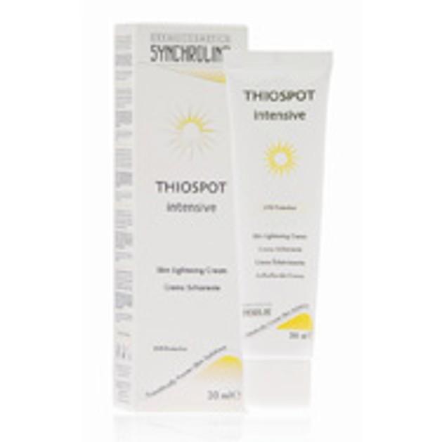 Synchroline Thiospot Intensive Face Cream Κρέμα Λεύκανσης Κηλίδων Προσώπου 30ml