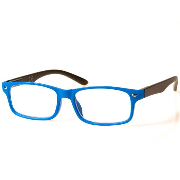 Frog Optical Γυαλιά Πρεσβυωπίας με Κοκκάλινο ΣκελετόΜπλε - Γκρι C107