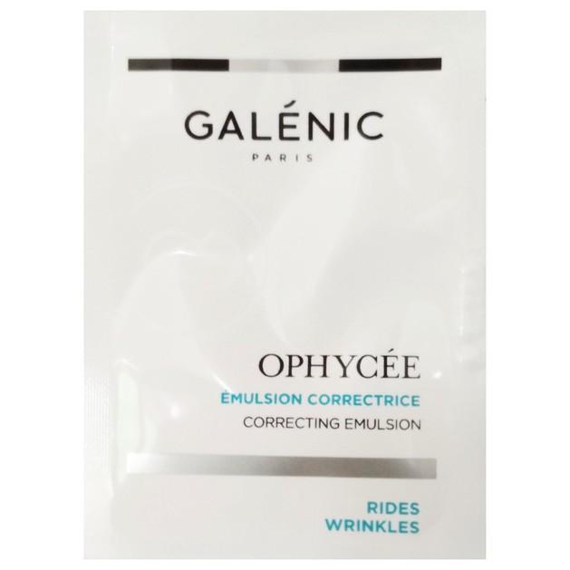 Δείγμα Galenic Ophycee Emulsion Correctrice Αντιρυτιδική & Συσφικτική Κρέμα Προσώπου για Κανονικές - Μικτές Επιδερμίδες 2ml