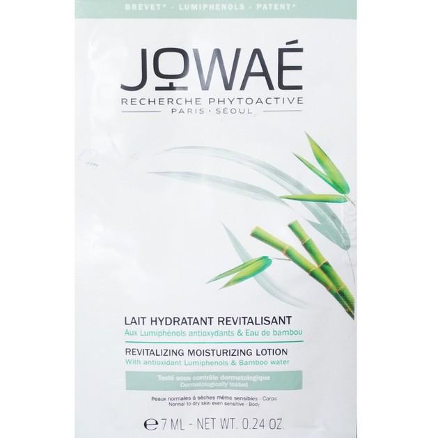 Δείγμα Jowae Revitalizing Moisturizing Lotion Αναζωογονητικό Ενυδατικό Γαλάκτωμα Σώματος Κανονικές-Ξηρές Επιδερμίδες 7ml