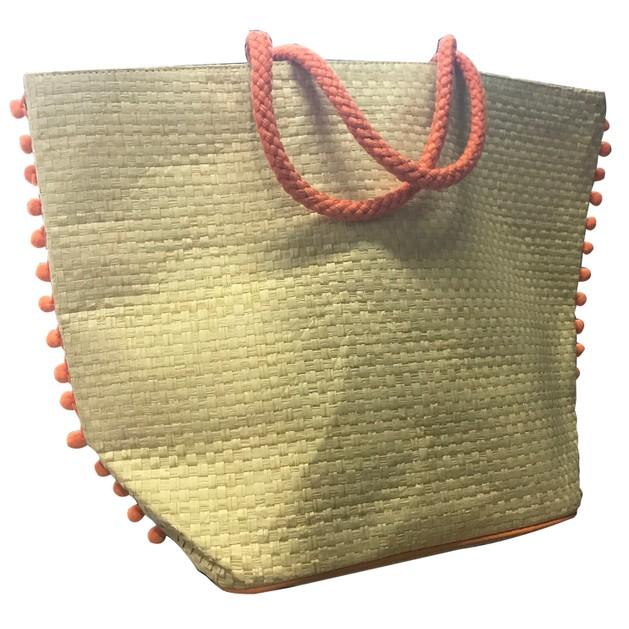 Δώρο A-derma Ψάθινη Τσάντα Θαλάσσης