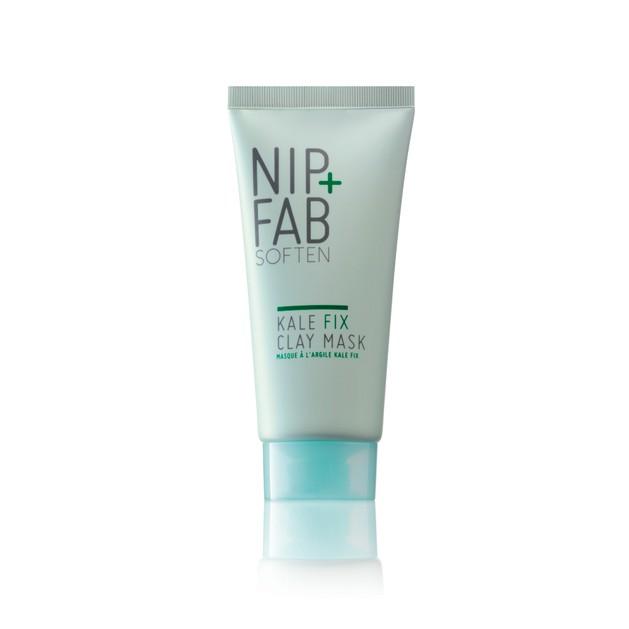 Nip + Fab Kale Fix Clay Mask Ενυδατική Μάσκα Καθαρισμού Προσώπου Από Πηλό 50ml