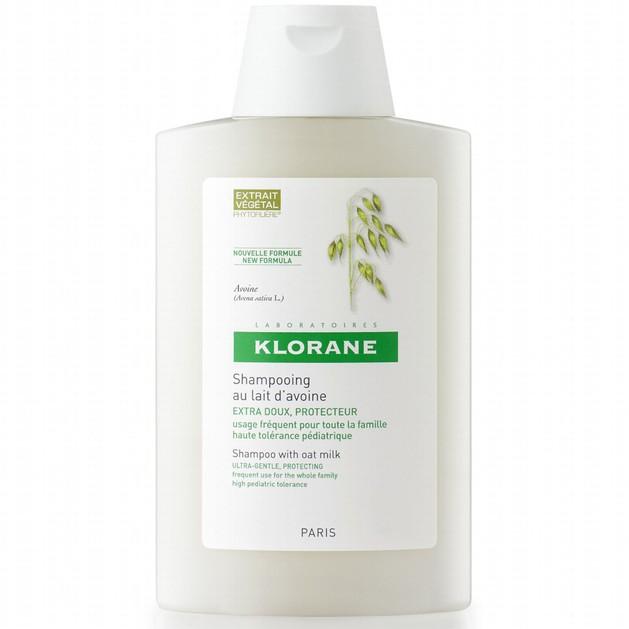 Klorane Shampooing au Lait d\'Avoine 200ml