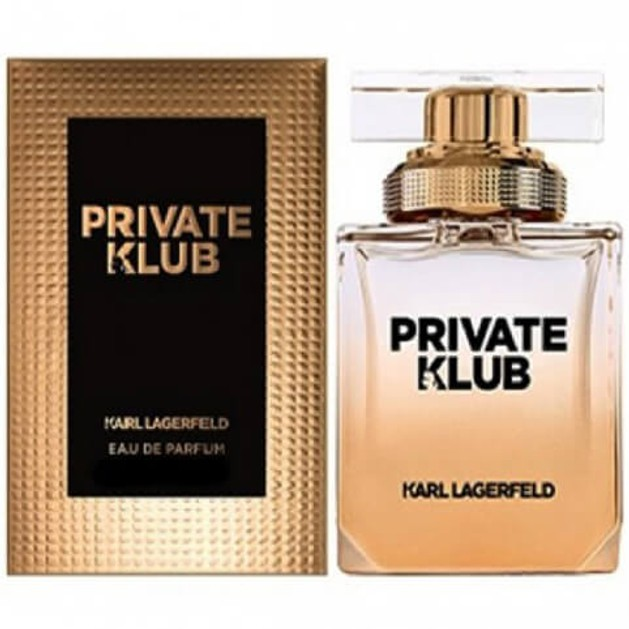 Karl Lagerfeld Private Klub Woman Eau De Parfum 85ml