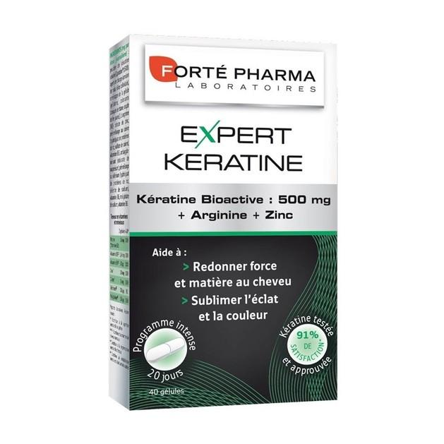 Forte Pharma Expert Keratine 500mg 40Caps