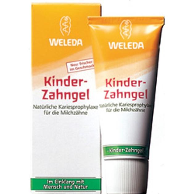 Weleda Οδοντόκρεμα Για Παιδιά Προστατεύει Από Επώδυνους Ερεθισμούς Των Ούλων 50ml