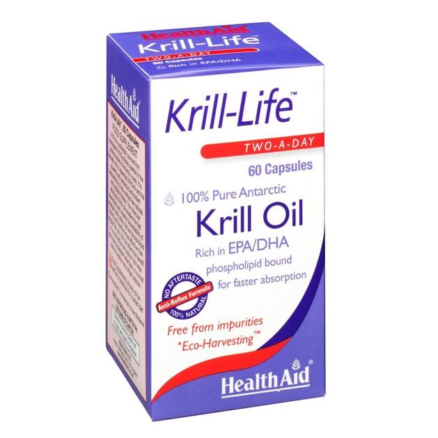 Health Aid Krill-Life 60caps