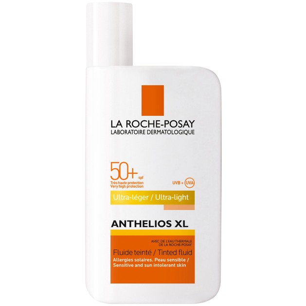 La Roche-Posay Anthelios XL Spf50+ Τinted Fluid Ultra-Light 50ml