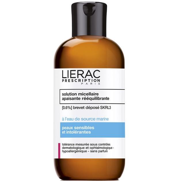 Lierac Prescription  Solution Micellaire Διαλυμα Καταπραυντικό Και Εξισορροπητικό 200ml
