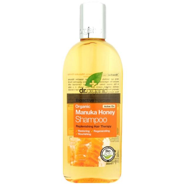 Dr.Organic Organic Manuka Honey Shampoo 265ml