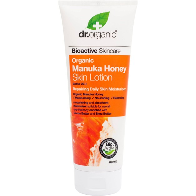 Dr.Organic Organic Manuka Honey Skin Lotion 200ml