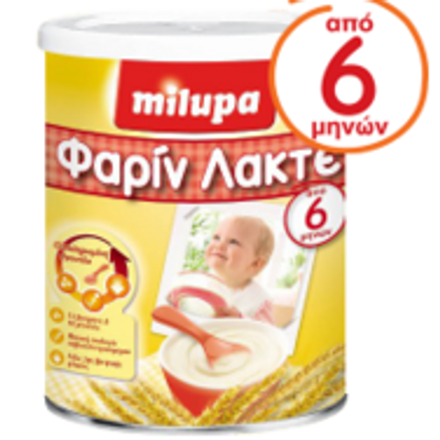 Milupa Farine Lacte 300gr
