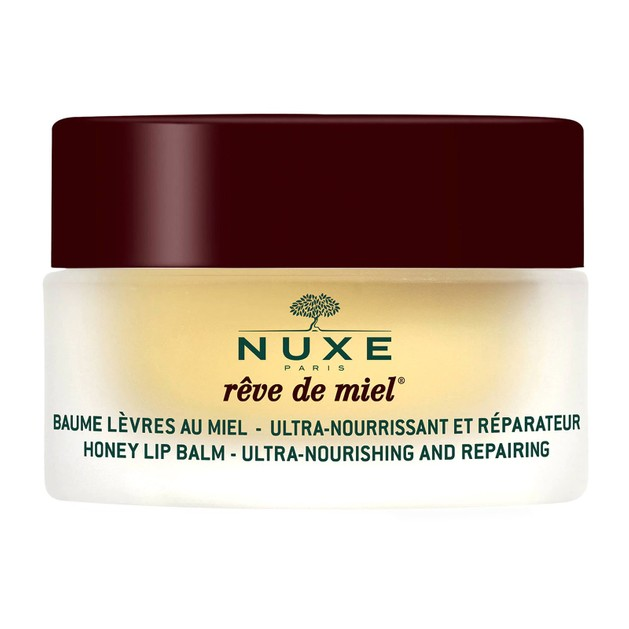 Reve de Miel Lip Balm For Dry Lips 15ml - NUXE