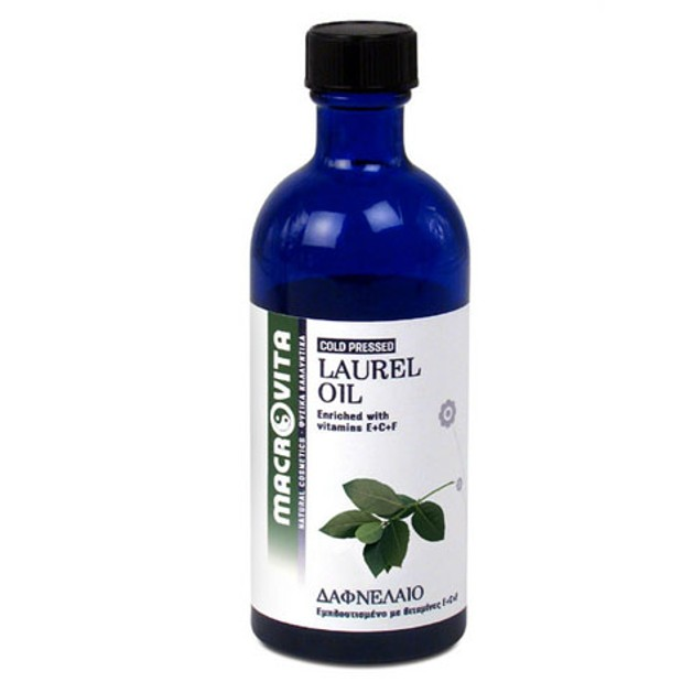 Macrovita Laurel Oil with Vitamins E + C + F 100ml