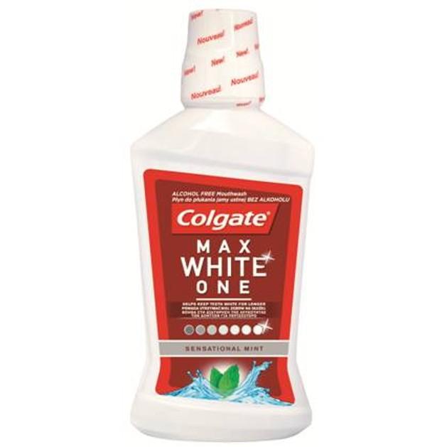 Colgate  Max White Στοματικό Διάλυμα 250ml