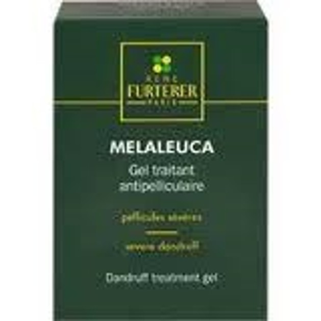 Rene Furterer Melaleuca Gel Traitant Antipellic 90 ml