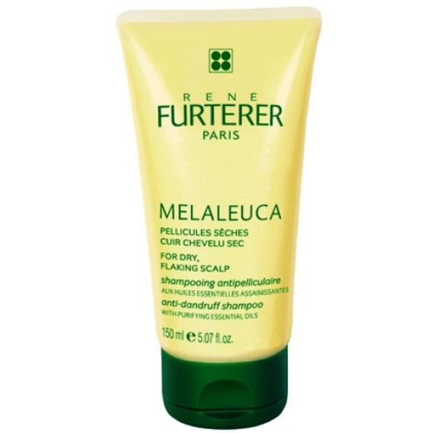 Rene Furterer Melaleuca Shampoo Pellicules Seches Σαμπουάν για Ξηρή Πιτυρίδα  150 ml