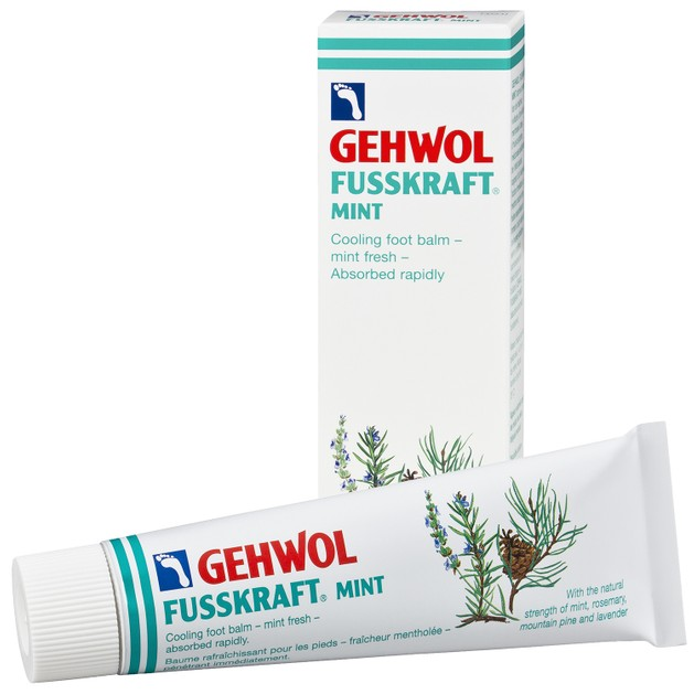Gehwol Fusskraft Mint 125ml