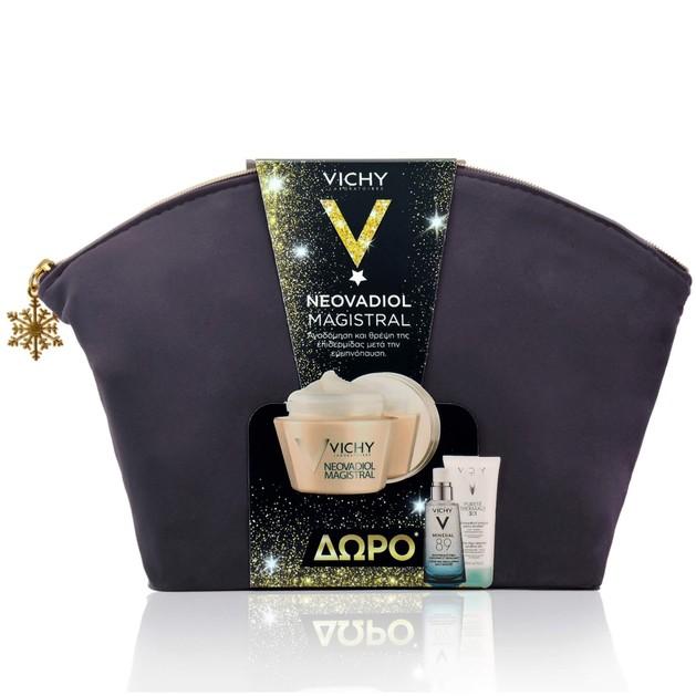 Vichy Πακέτο Προσφοράς Neovadiol Magistral 50ml & Mineral 89 5ml & Purete 3 in1 15ml