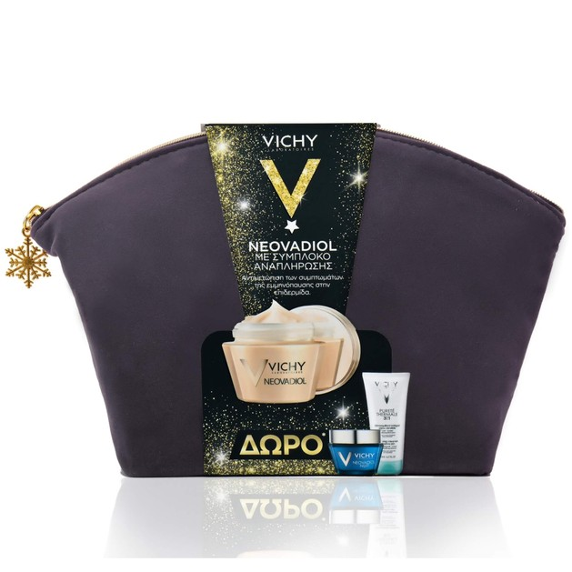 Vichy Πακέτο Προσφοράς Neovadiol Καν/Μικτή 50ml & Neovadiol Nuit 15ml & Purete Thermale 3in1, 15ml