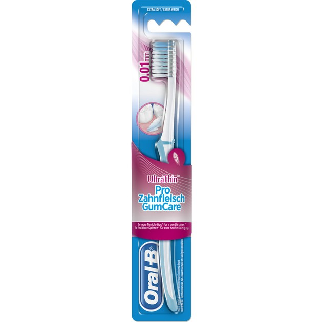 UltraThin Pro GumCare 0.01mm Extra Soft Toothpaste 1τεμάχιο - Oral-B