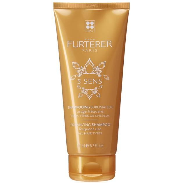 Rene 5 Sens Enhancing Shampoo Σαμπουάν που Απογειώνει τις Αισθήσεις για Κάθε Τύπο Μαλλιών 250ml