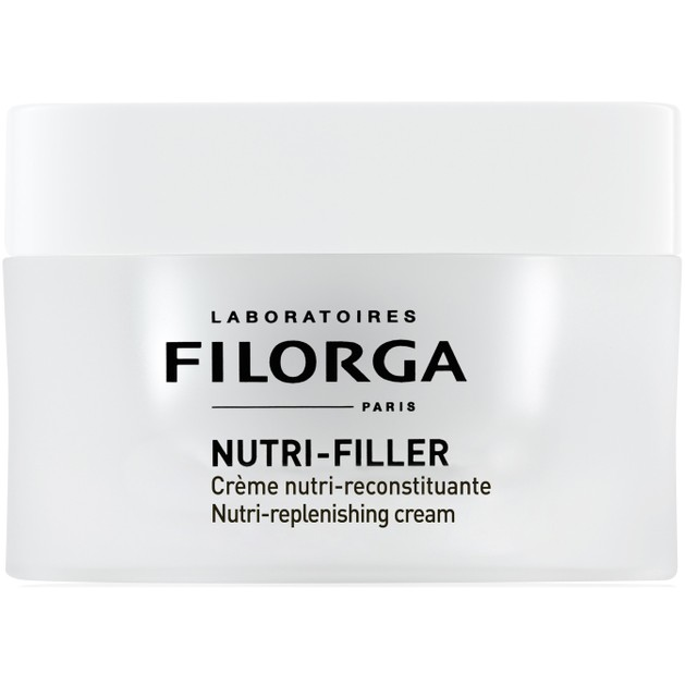Filorga Nutri-Filler Cream Κρέμα Προσώπου Ανάπλασης & Θρέψης, Αναζωογονεί σε Βάθος & Επαναφέρει το Περίγραμμα του Προσώπου 50ml