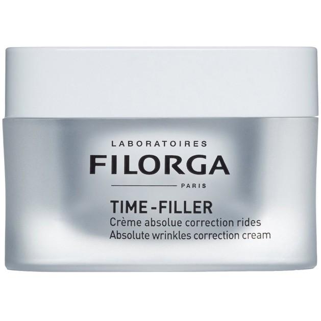 Filorga Time-Filler Cream Αντιρυτιδική & Ενυδατική Κρέμα Προσώπου Απόλυτης Διόρθωσης των Σημαδιών Γήρανσης 50ml