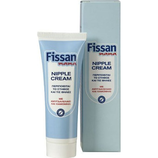 Fissan Mammy Nipple Cream Μαλακώνει Και Ενυδατώνει Το Δέρμα 50ml