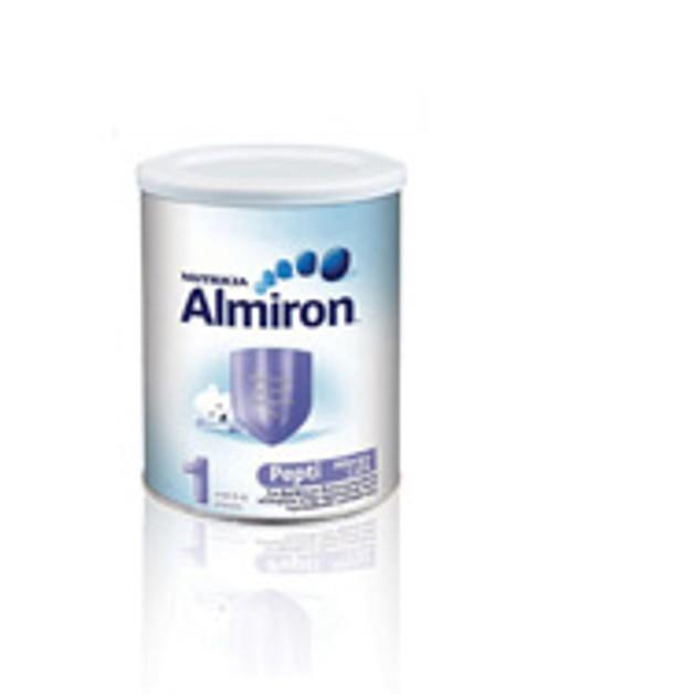 Nutricia  Almiron Pepti NO1   0-6 Μηνών Με Διαγνωσμένη Αλλεργία Στην Πρωτεΐνη Του Αγελαδινού Γάλακτος 450gr