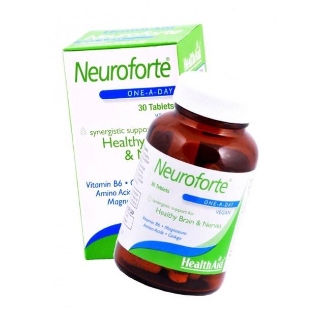 Health Aid Neuroforte 30tabs
